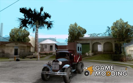 ГАЗ ААА for GTA San Andreas