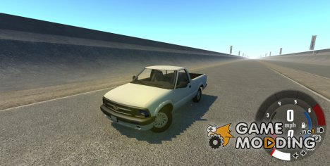 Chevrolet S-10 Draggin 1996 for BeamNG.Drive