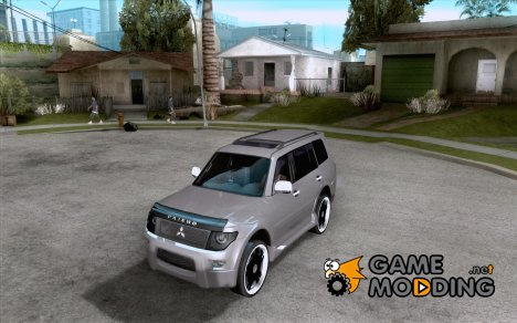 Mitsubishi Pajero STR I for GTA San Andreas