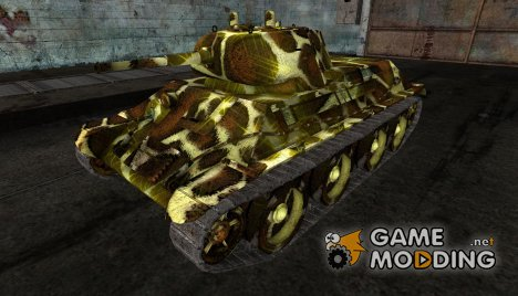 Шкурка для A-20 для World of Tanks