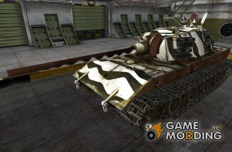 Ремоделлинг для Е-100 for World of Tanks