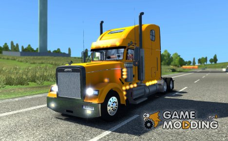 Freightliner Classic 120 for Euro Truck Simulator 2