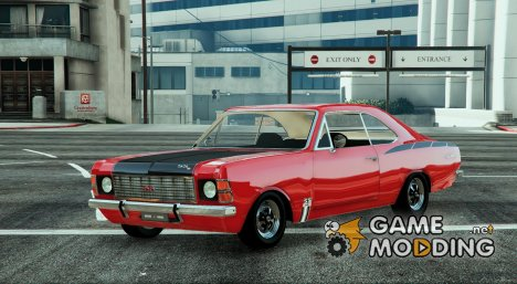 Chevrolet Opala SS4 75 for GTA 5