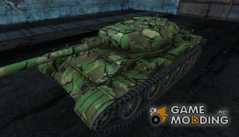 Т-54 loli for World of Tanks