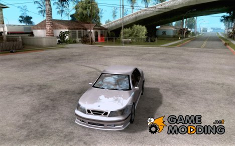 Saab 9-5 Sedan Tuneable for GTA San Andreas
