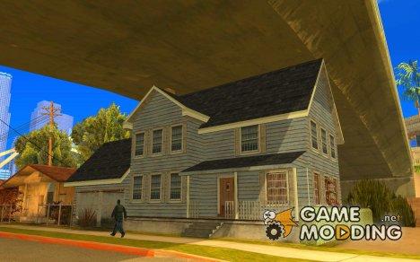 """Дом из """"Мафии"""" для GTA San Andreas"""