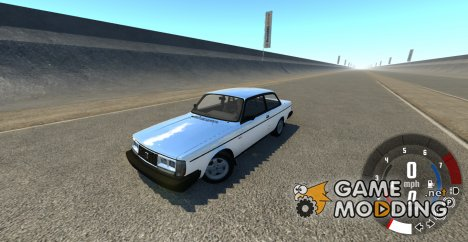 Volvo 242 for BeamNG.Drive