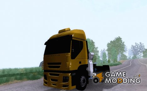 Iveco Stralis 420 HD for GTA San Andreas