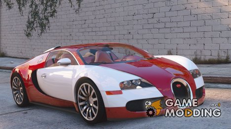 Bugatti Veyron 2009 1.1 for GTA 5