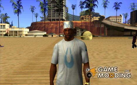 Бандана dreamcast для GTA San Andreas
