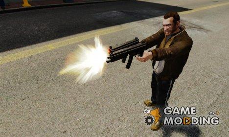 Двойная специализация for GTA 4