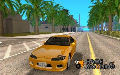 Nissan Silvia Spec R Street Tune для GTA San Andreas