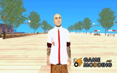 Yakuza для GTA San Andreas