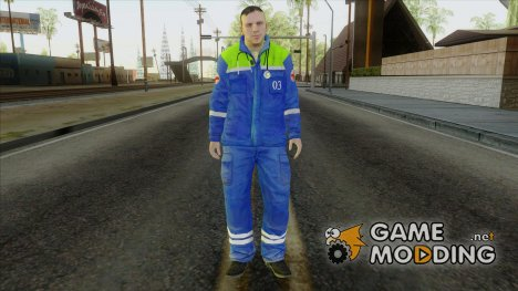 Медик v.2 for GTA San Andreas