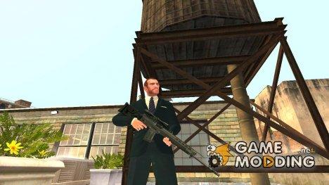 SG 550 Sniper for GTA 4