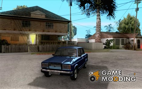 Ваз 2107 v.3 for GTA San Andreas