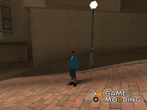 GTA SA Main Characters Change BETA 1.01 для GTA San Andreas