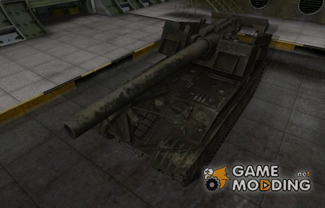 Шкурка для американского танка T92 for World of Tanks
