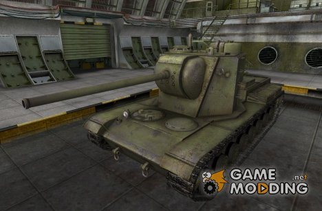 Remodel КВ-5 для World of Tanks