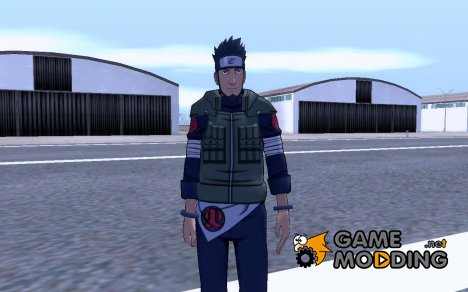 Асума из Наруто for GTA San Andreas