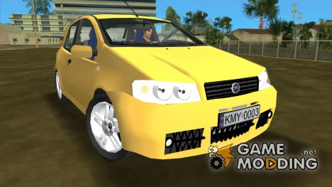 Fiat Punto II FL для GTA Vice City