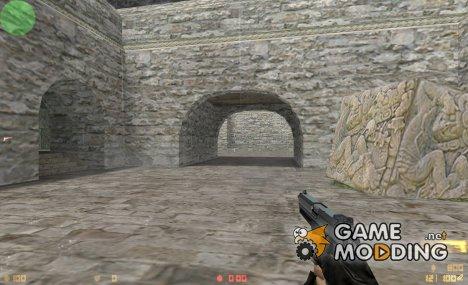 Usp retextured для Counter-Strike 1.6