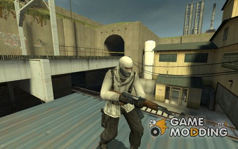 Arctic From 007 Nightfire для Counter-Strike Source