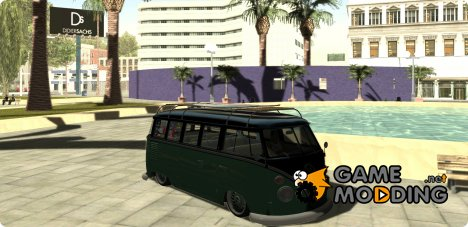 Volkswagen Transporter T2 Stance by TapocheG для GTA San Andreas