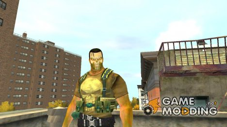 The Punisher for GTA 4