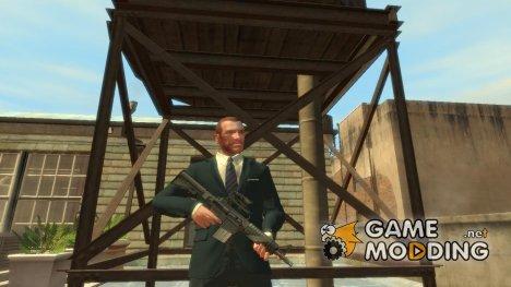 Colt AR-15 v.2 для GTA 4