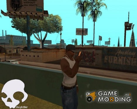 Smoking for GTA San Andreas