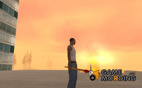 Молот из Assassins Creed Brotherhood для GTA San Andreas