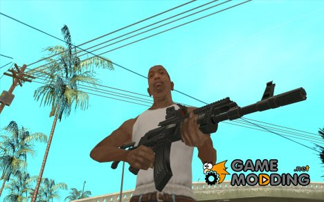 [Point Blank] AK SOPMOD для GTA San Andreas