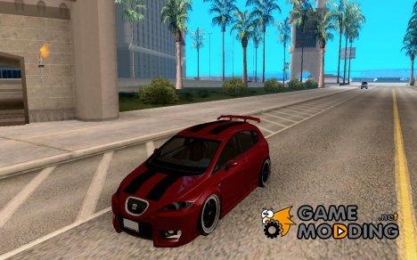 Seat Leon SR for GTA San Andreas