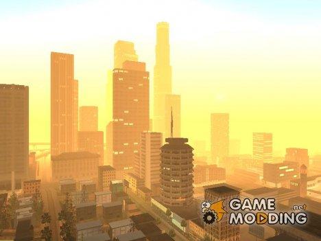 Улучшение игры для GTA San Andreas