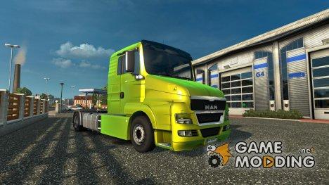 MAN TGX Longline для Euro Truck Simulator 2