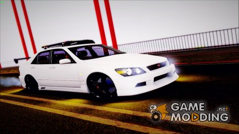 2004 Toyota Altezza Full Tunable HQ for GTA San Andreas