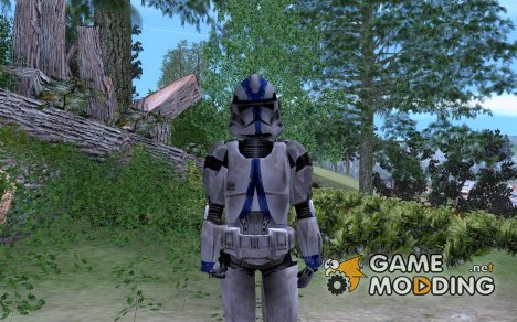 Клон из Звездных войн for GTA San Andreas
