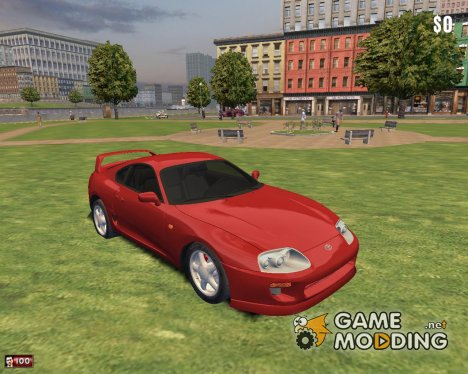 Toyota Supra 1997 for Mafia: The City of Lost Heaven