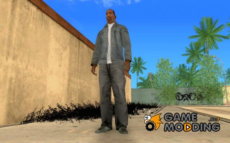 Adidas Good Year Shoes для GTA San Andreas