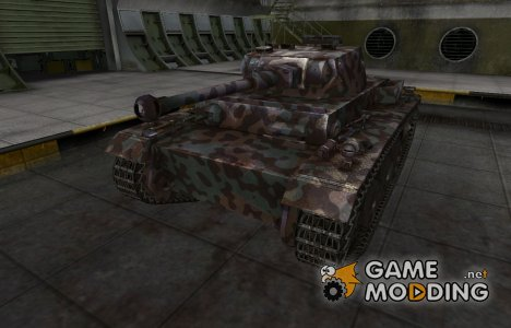 Горный камуфляж для VK 30.01 (H) для World of Tanks