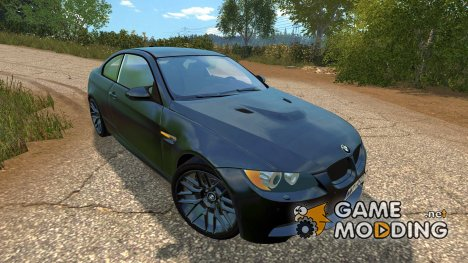 BMW M3 E92 for Farming Simulator 2015