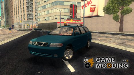 1999 Daewoo Nubira I Wagon CDX US for GTA 3