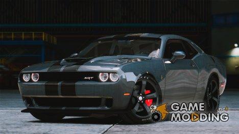 2015 Dodge Challenger 1.2 for GTA 5