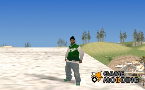 New Grove Street Gang для GTA San Andreas