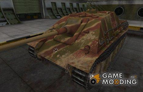 Исторический камуфляж Jagdpanther for World of Tanks