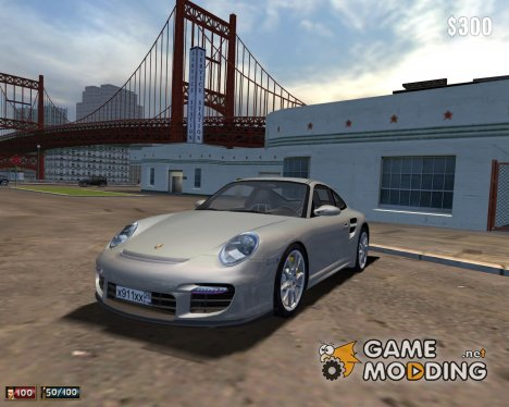Porsche 911 GT3 (2009) для Mafia: The City of Lost Heaven