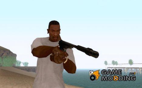 Пистолет Принцессы Лейи из EpIV for GTA San Andreas