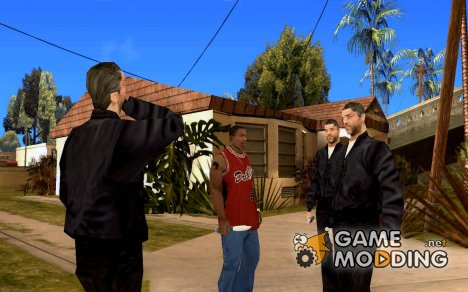 MAFIA Gang for GTA San Andreas
