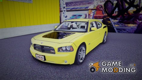Dodge Charger RT for GTA 3